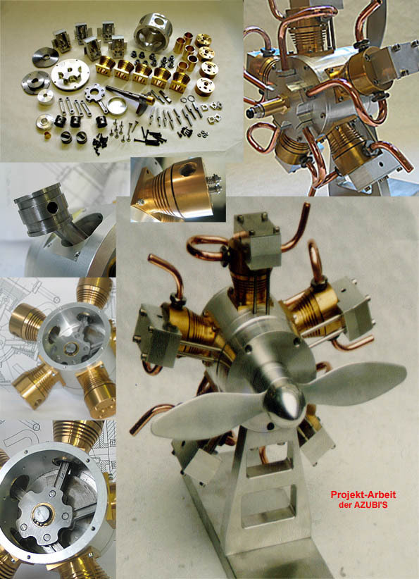 Industriemechaniker Feingerätebau
