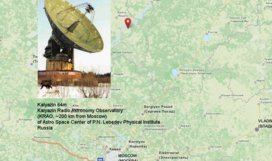 Kalyazin 64mKalyazin Radio Astronomy Observatory(KRAO, ~200 km from Moscow)of Astro Space Center of P.N. Lebedev Physical InstituteRussia